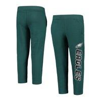 Youth Midnight Green Philadelphia Eagles Fleece Sweatpants