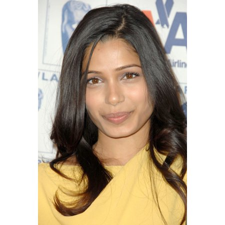 Freida Pinto At Arrivals For The 2009 BaftaLa Awards Season Tea Party Beverly Hills Hotel Los Angeles Ca January 10 2009 Photo By Dee CerconeEverett Collection Celebrity - Halloween Hotel Parties Los Angeles