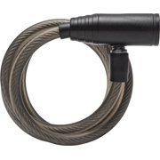 Bike Shop 4 ft. x 8mm Combo Cable Lock