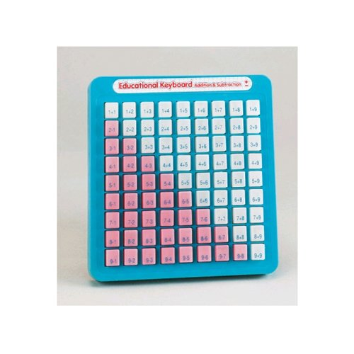 Small World Toys Math Keyboards Addition and Subtraction Numbers by Small World