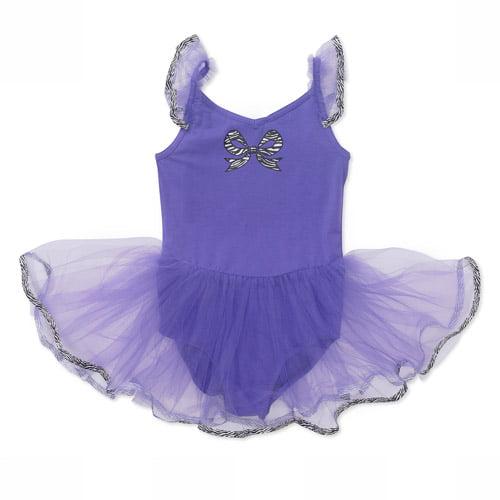 Danskin Now - Girls Dance Zebra Gown