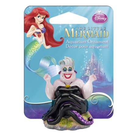 Penn-Plax LMR75 Resin Little Mermaid Ursula Aquarium Ornament, Mini, Multicolor for $<!---->