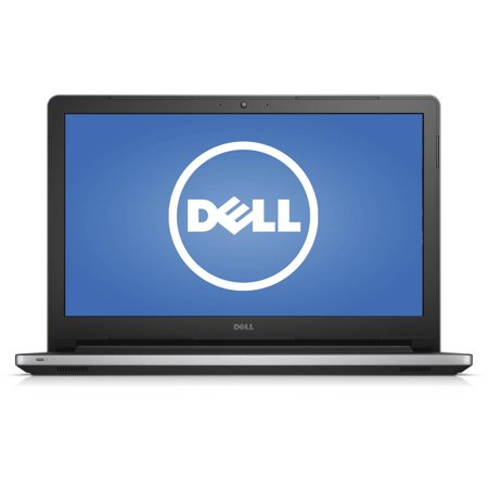 Dell Silver 15 6  Inspiron 15 5000 Series  5555  Laptop Pc With Amd A10 8700P Processor  12Gb Memory  1Tb Hard Drive And Windows 10 Home