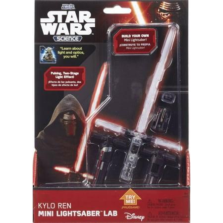 Mini Lightsaver Lab Star Wars Science Kit