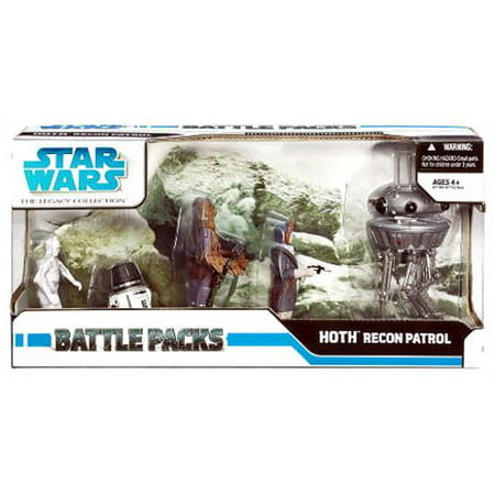 Star Wars Episode V Battle Pack: Recon Patrol on Hoth