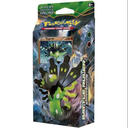 Pokemon Fates Collide Battle Ruler Theme Deck
