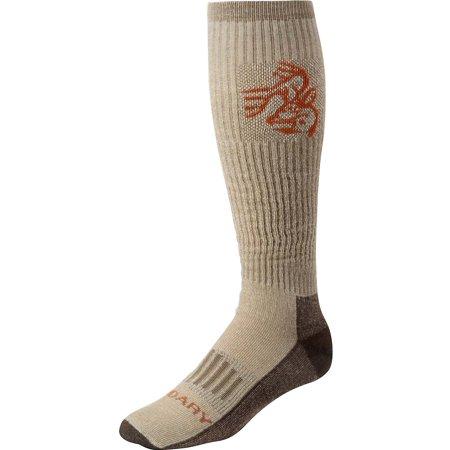 Legendary Whitetails Men's HuntGuard Merino Wool Over-The-Calf Sock