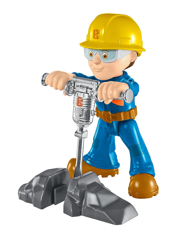 Fisher Price Bob The Builder Rock Splitting Bob by Fisher-Price