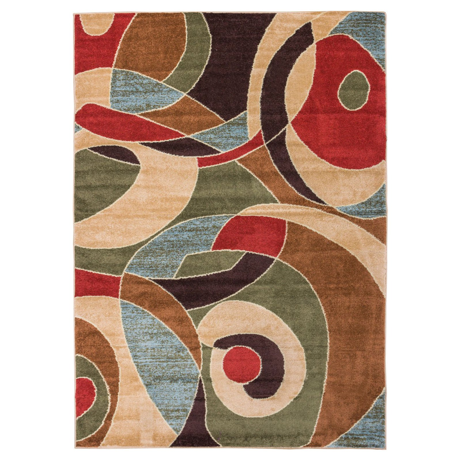 Well Woven Sydney Zen Modern Area/Oval Rug