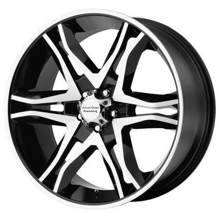17 Racing Wheels - American Racing AR893 Mainline 17x8 6x5.5