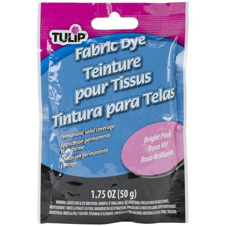 Tulip Permanent Fabric Dye 1.76oz-Hot Bright
