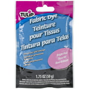 Tulip Permanent Fabric Dye 1.76oz-Hot Bright Pink