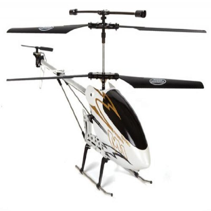 Skytech M1 Hurricane Metal 3CH RC Helicopter by
