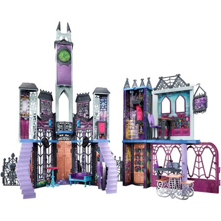 Monster High Deadluxe High School Playset - Who Sells Monster High Clothes