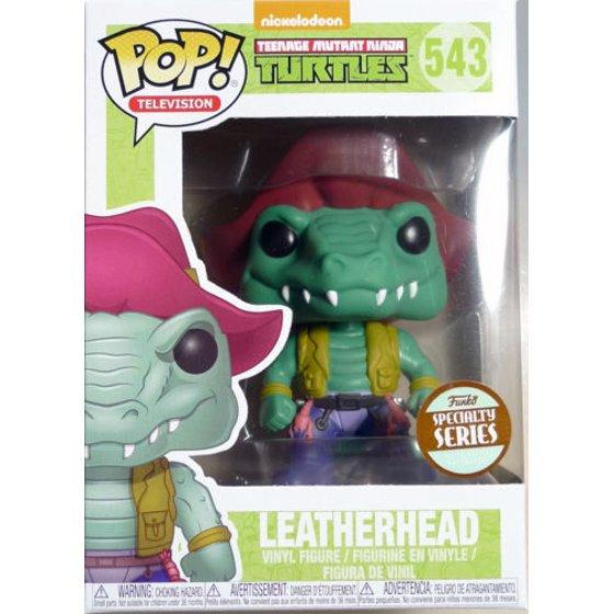 8991075c3fb Pop! Tv  Teenage Mutant Ninja Turtles S2-leatherhead specialty Series  ( Funko) - Walmart.com