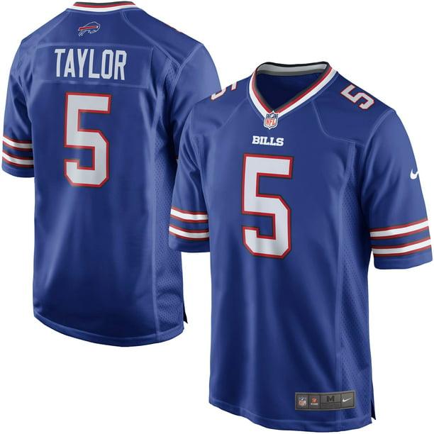 tyrod taylor buffalo jersey