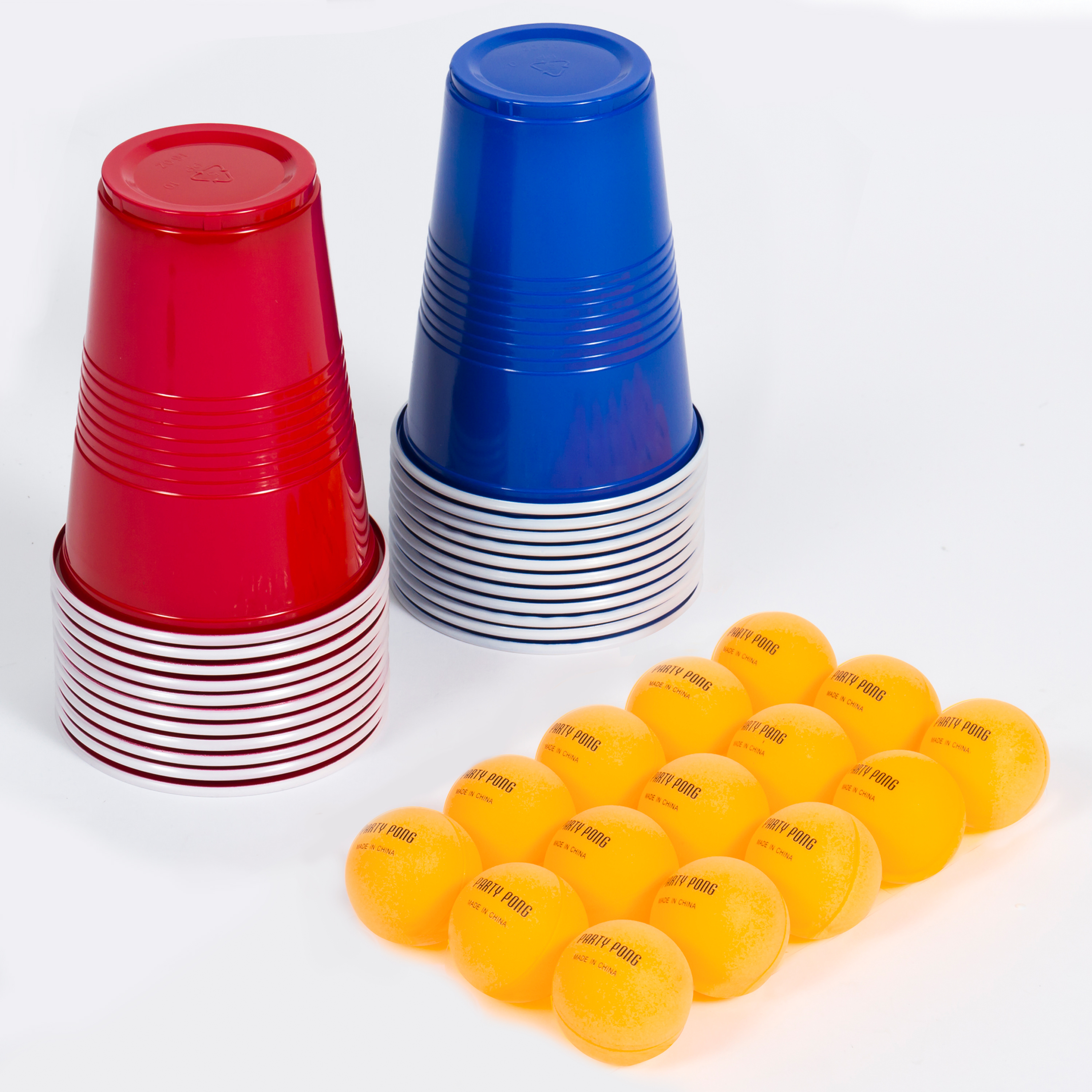 EastPoint Sports Portable Party Pong, (22) cups & (15) Balls