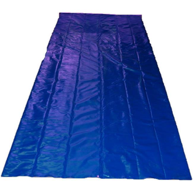 RJS Racing Equipment 12-0001-03-00 10 x 20 ft. Pit Mat, Blue