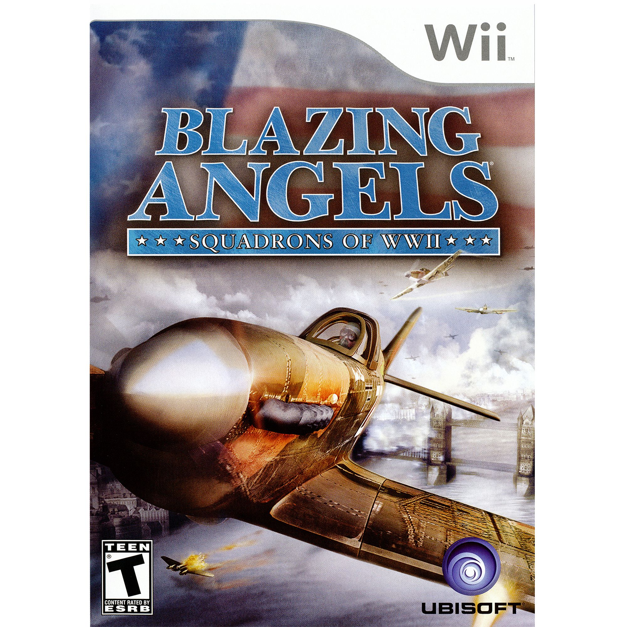 Blazing Angels: Squadrons Of Wwii (Wii) - Pre-Owned