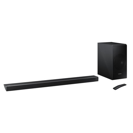 SAMSUNG 5.1 Channel 360W Panoramic Soundbar System with Wireless Subwoofer -