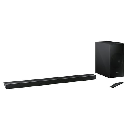 SAMSUNG 5.1 Channel 360W Panoramic Soundbar System with Wireless Subwoofer - HW-N650/ZA
