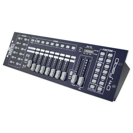Chauvet DJ OBEY40 DMX Lighting Controller For Church Stage Design