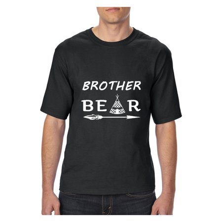 - Brother Bear Unisex Ultra Cotton T-Shirt Tall Sizes