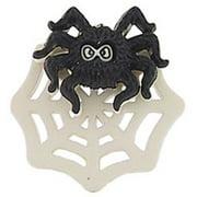 Dollhouse Spider On Web