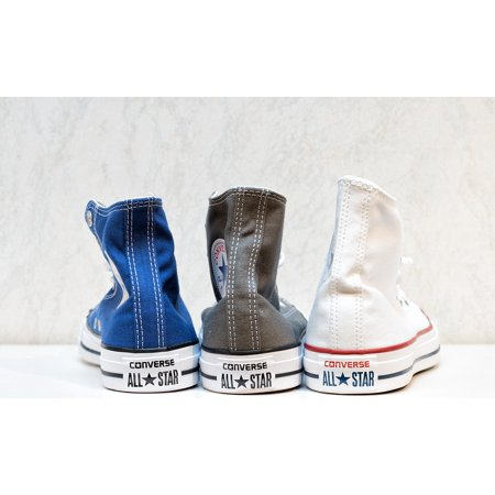 9a9ce0430c6e1 Canvas Print Sneakers Converse All Star All Star Converse Shoes Stretched  Canvas 10 x 14