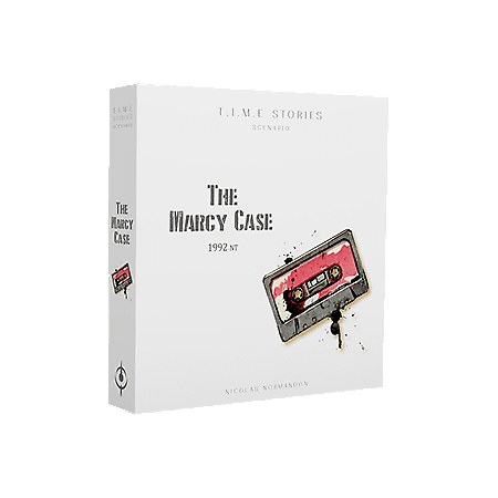 TIME Stories: The Marcy Case Strategy Board Game