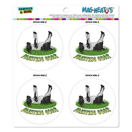 Fainting Goat Myotonic MAG-NEATO'S(TM) Car/Refrigerator Magnet