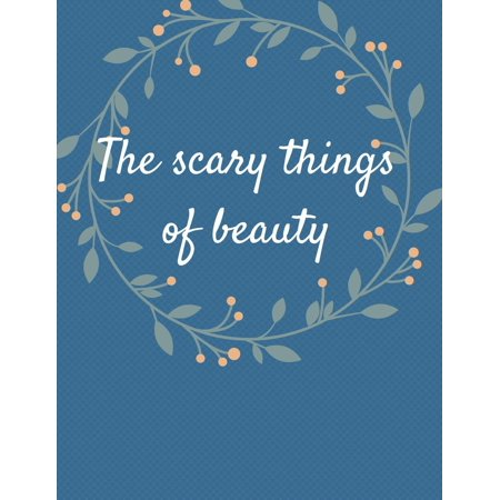 The scary things of beauty - eBook - Scary Thongs