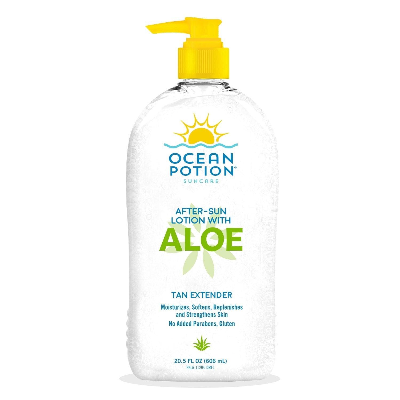 Ocean Potion Moisturizing Aloe Lotion, 20.5 fl oz