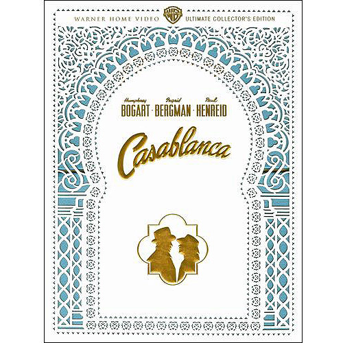 Casablanca (Ultimate Collector's Edition) (With Book) by TIME WARNER