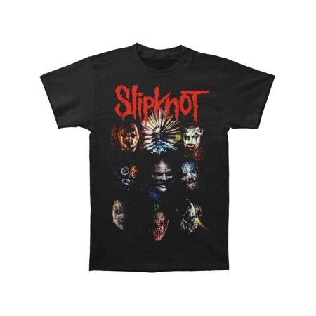 Slipknot Men's  Oxidized 2015 Tour T-shirt Black](Slipknot Suits)