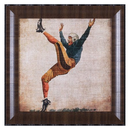 Art Effects Vintage Sports V Framed Wall Art