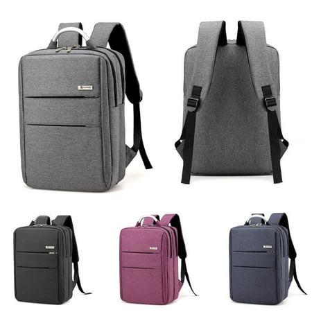 Men Waterproof Briefcase Backpack Laptop Bakcpack Bag 17