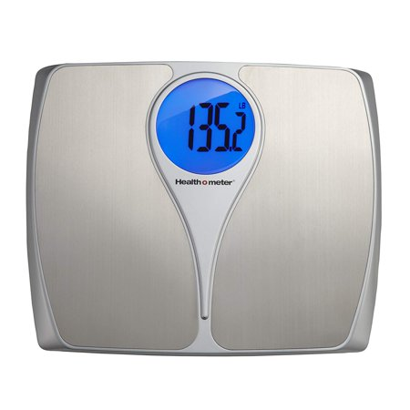 Health o Meter Stainless Steel Scale with Weight Tracking HDM173DQ - 18 Scale Elite Ferrari