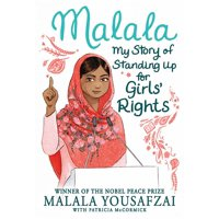 Malala: My Story of Standing Up for Girls' Rights (Hardcover)