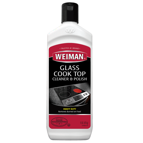 Weiman Gl Cooktop Cleaner Polish
