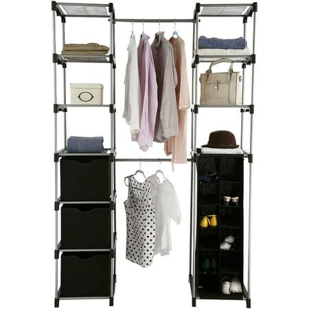49332481dc2b Mainstays Closet Organizer