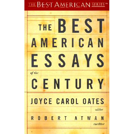 The Best American Essays of the (Best Wawo Of Beauties)