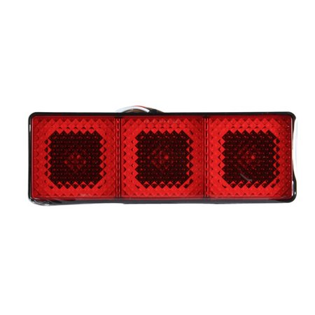 Lighted Hitch Cover - Trailer Brake Lights, Hitch Cover Led Trailer Tail Lights For 2 Inch Receivers