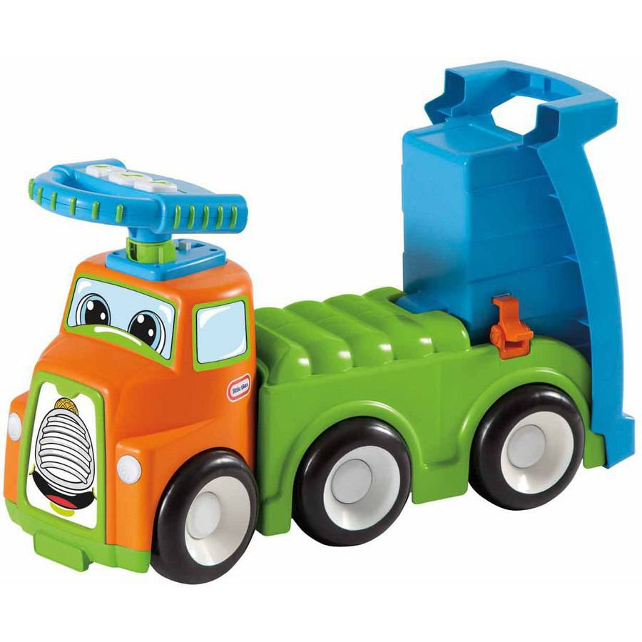 Little Tikes 3-in-1 Easy Rider Truck Ride-On