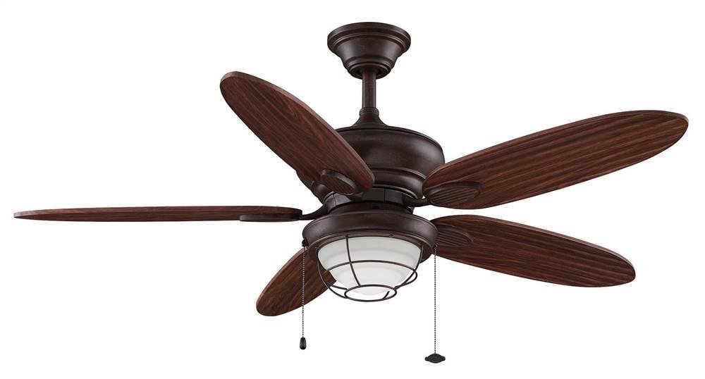 Walmart Ceiling Fans : Quot honeywell sunset key outdoor ceiling fan bronze