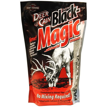 Evolved 24502 Deer Co Cain Blackmagic  4 5 Pounds  Attractant Industries 66596 Deer 45 A Minerals No Mixing Cocain Begins That Instantly Premium Attracting Lb And    By Evolved Habitat