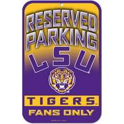 """LSU Tigers WinCraft 11"""" x 17"""" Indoor/Outdoor Sign"""