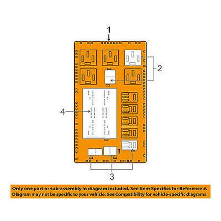 jeep chrysler oem 2008 grand cherokee 4 7l fuse relay. Black Bedroom Furniture Sets. Home Design Ideas