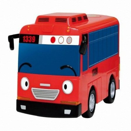 [TOY] N Tayo the Little Bus Toy Bus Gani Pull Back (Tayo The Little Bus Garage)