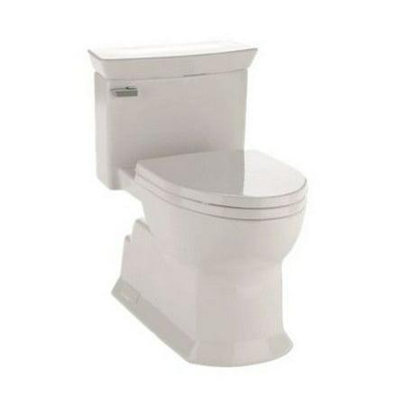 TOTO MS964214CEFG-12 Eco Soiree Elongated 1-Piece Floor Mount Toilet (Sedona Beige)
